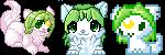 :Icons for Neko-kotori: by PrePAWSterous