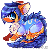 :Xeshaire Pixel: by PrePAWSterous