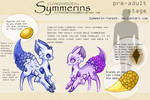 :Symmerin- Pre-Adult(closed species)Species Ref: