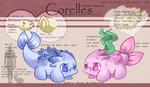 :Corelles(closed species)Species Ref: