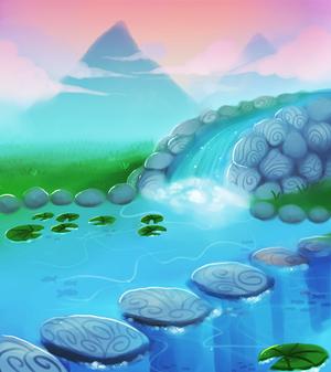 :Sayu Pond: