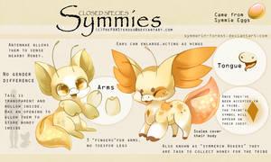 :Symmie(Closed Species) Species Ref:
