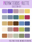 :PrePAWSterous Palette 1(Free use):