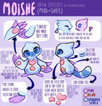 :Moishe(OPEN SPECIES) Reference Sheet: