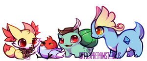:My Pokemon Y Babies: by PrePAWSterous