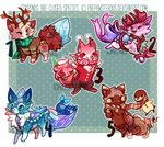 :Winter Foxponds for Auctions(closed):
