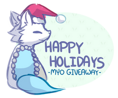 :Foxpond MYO Giveaway(CLOSED): by PrePAWSterous