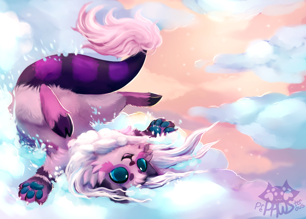 :Chill(+Speedpaint Available): by PrePAWSterous