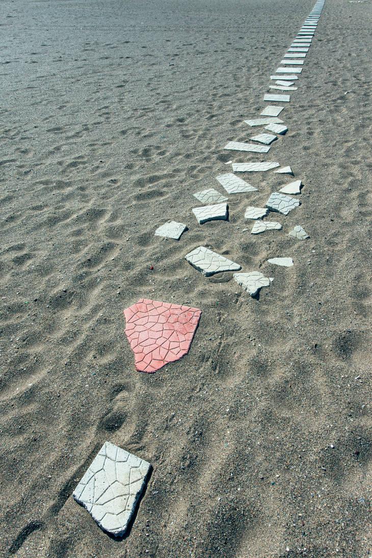 Sand road by alinacitasci56