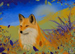 Fox by Justfog