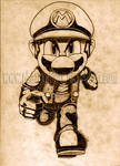 SSBT - Mario new version