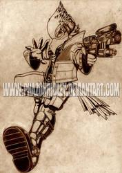 SSBT - Falco by PhazonRidley