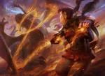 Eyv's Flamewhip