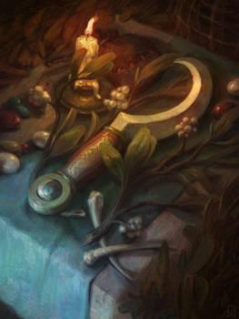MyL - Druid Sickle