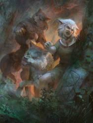 MyL - She-wolves