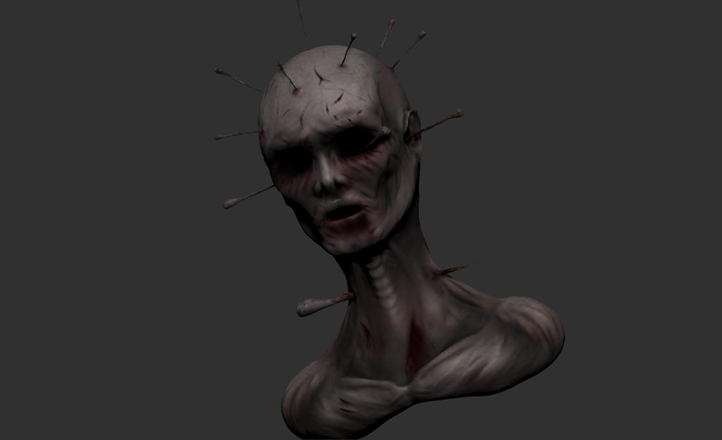 Cry of Fear Sawer Boss Remake by deagon01 on DeviantArt