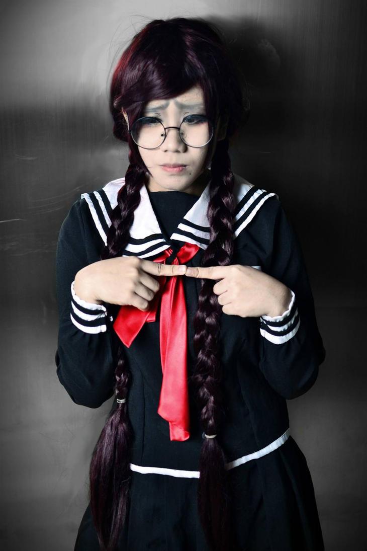 DR Touko Fukawa by Kasume-chan