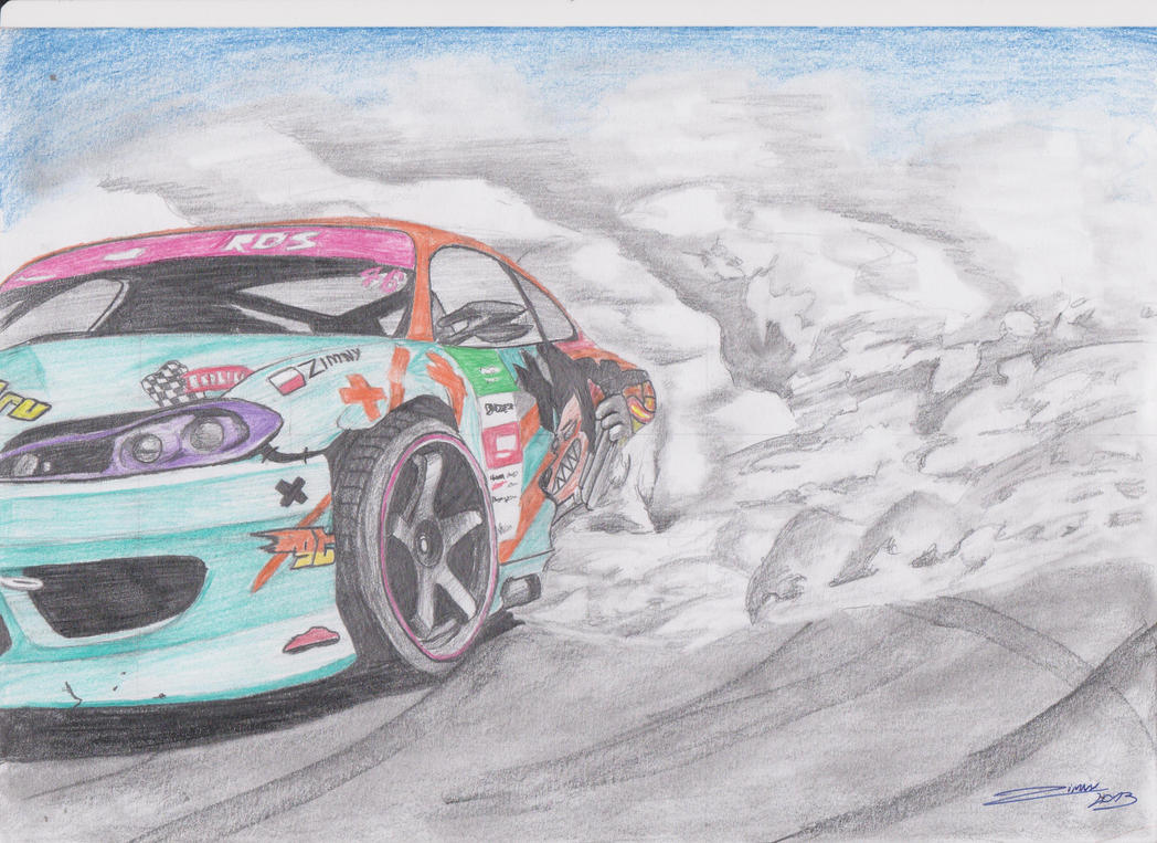 nissan silvia s15 by nissan silvia coloring pages