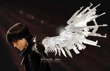 Angels must die.Dany by jen-and-kris