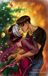 Merry Christmas by jen-and-kris