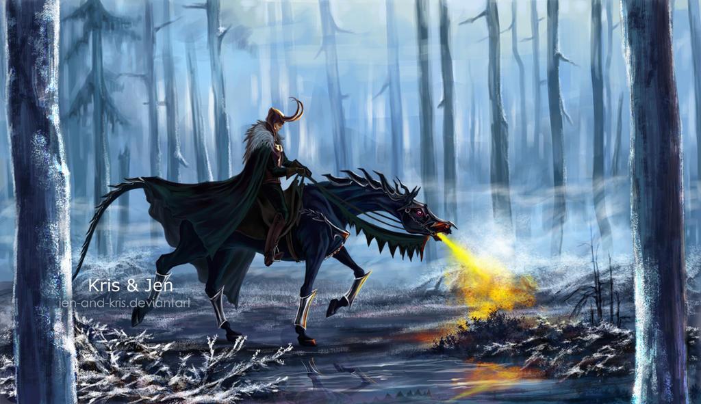 nickname Dragon by jen-and-kris