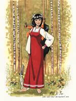 Sorcerer's daughter