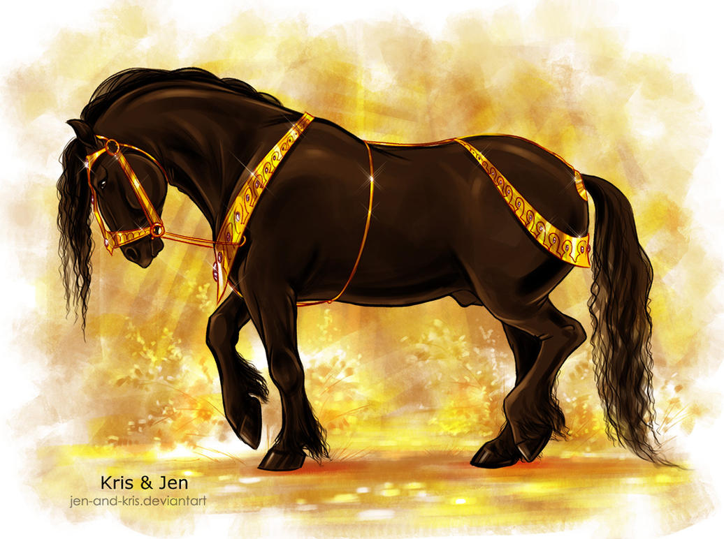 King Of Change Horse