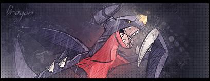 Dragon - Garchomp by ChocoLinK