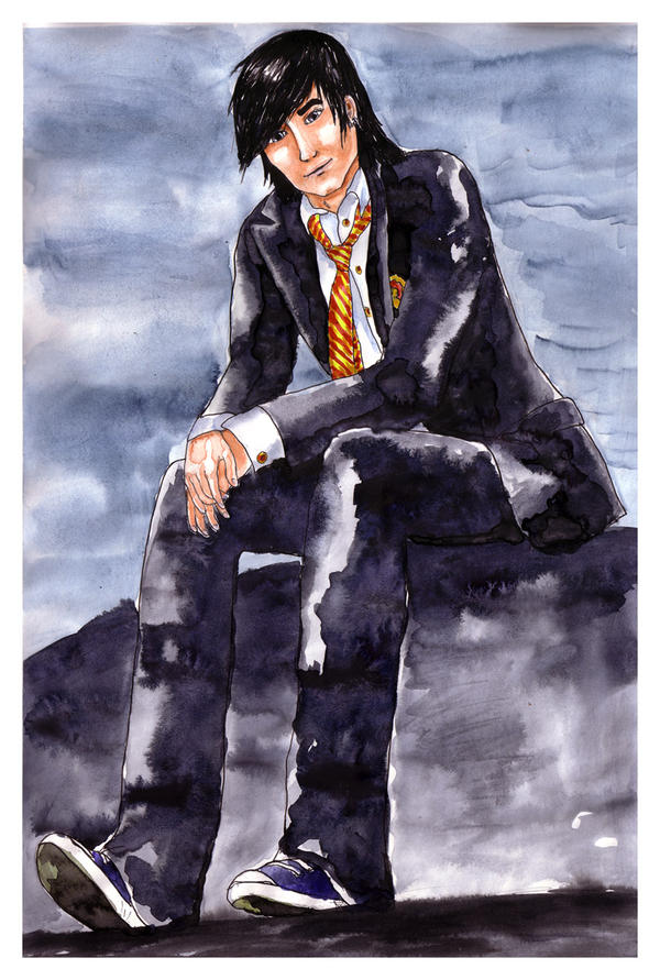 Sirius Black by Aiduchi