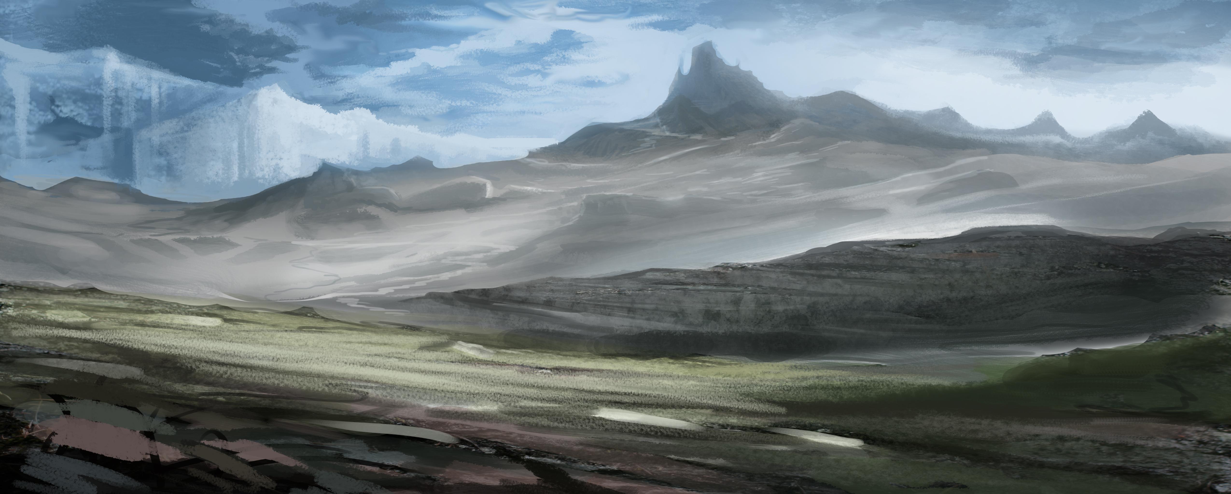 Tundra by Shane-D-Solomon