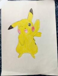 Pokemon- Girl Pikachu