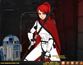 Star Wars OC character