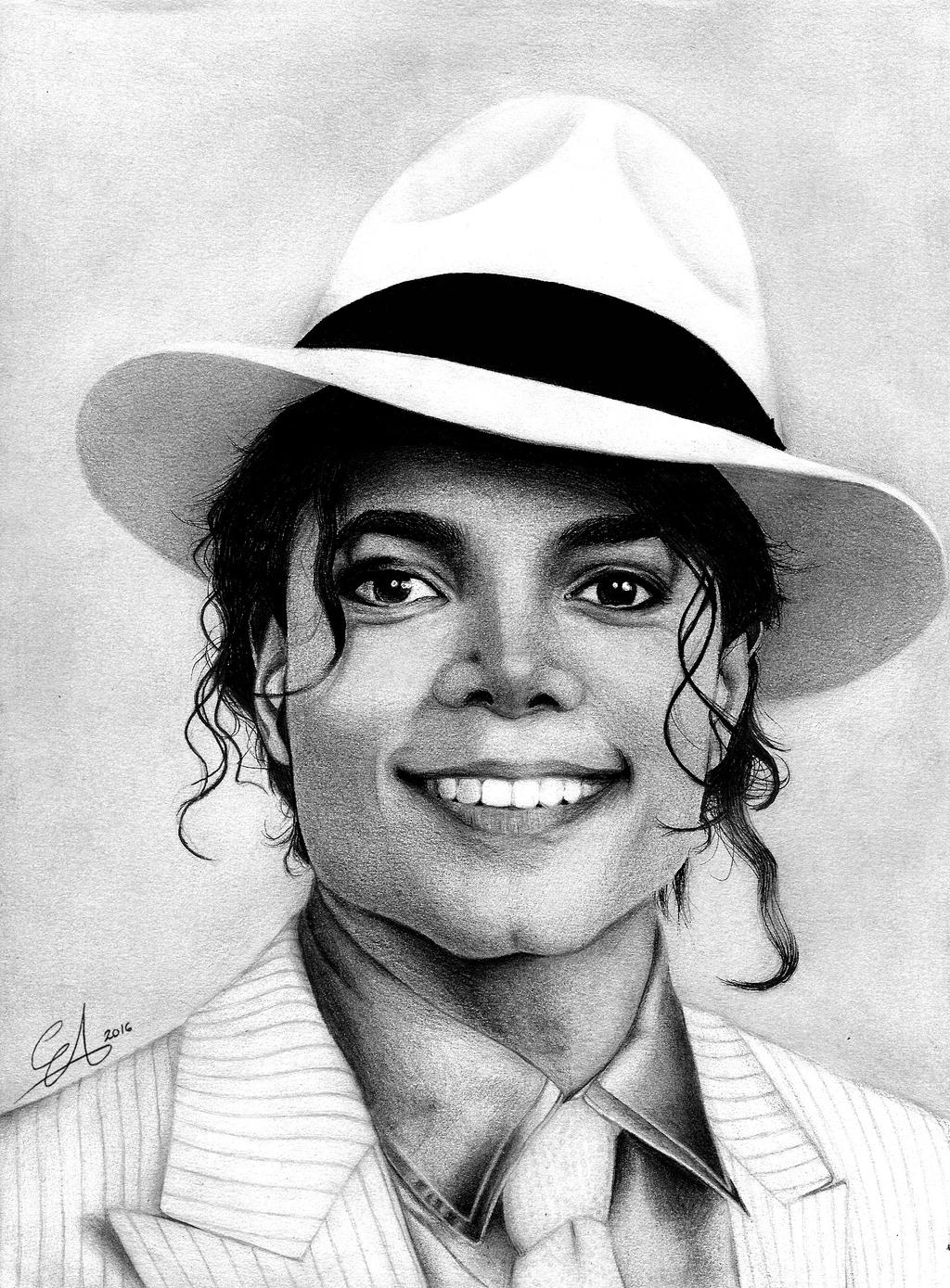michael jackson sketch smooth - photo #32