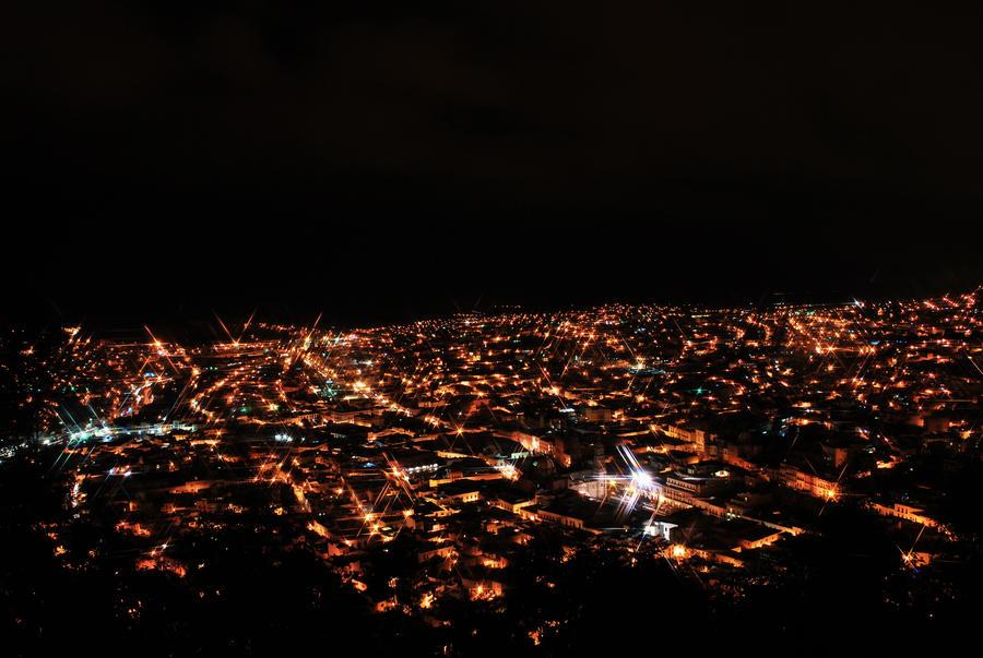 City Lights by strawberry-starlight on DeviantArt