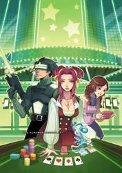 Japan Expo 2008 - Kultigames by auroreblackcat
