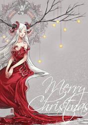 Merry Xmas 2011 by auroreblackcat