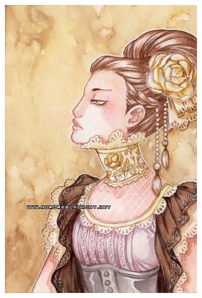 Rusty -watercolors- by auroreblackcat