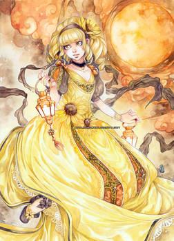 Lanterns -watercolors-