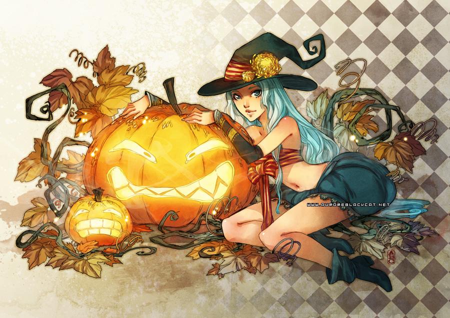 Halloween 2012 by auroreblackcat