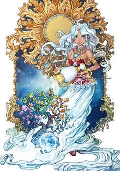 :Triumph Artbook: Gaia