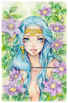 Lynette -watercolors-