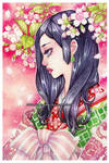 sakura -watercolors-
