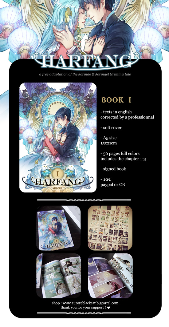 Harfang book#1 -order- by auroreblackcat