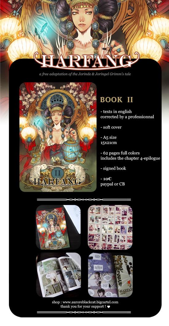 Harfang Book#2 -order- by auroreblackcat
