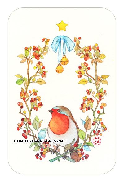 Happy Holidays by auroreblackcat