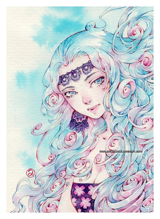 Lynette Curls by auroreblackcat