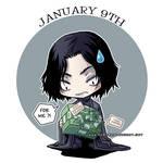 Happy Birthday Severus