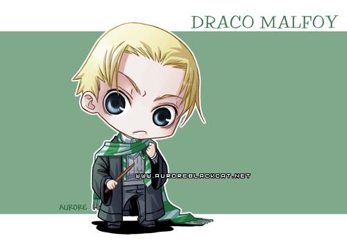 Draco Malfoy by auroreblackcat