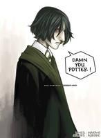 Severus by auroreblackcat