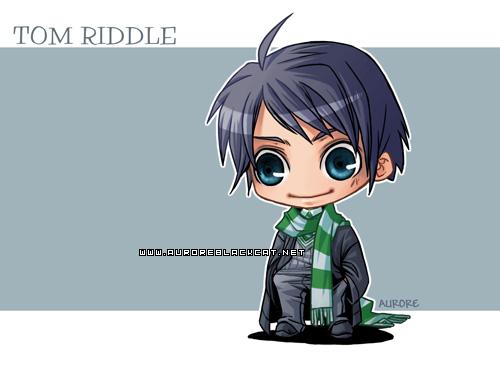 Tom Riddle by auroreblackcat
